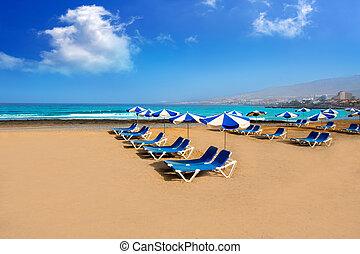 Adeje Beach Playa Las Americas in Tenerife - Adeje Arona ...