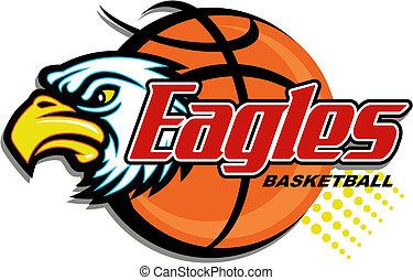 adelaar, basketbal