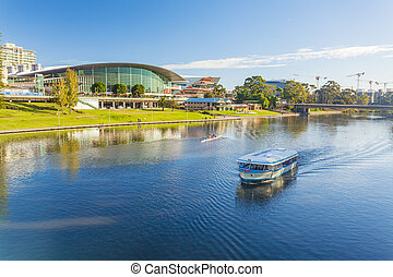 Adelaide city in Australia during the daytime - Downtown...