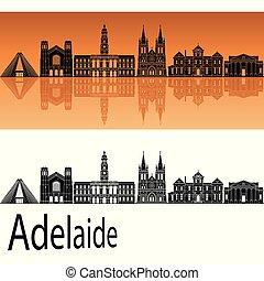 Adelaide skyline V2