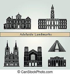 Adelaide V2 Landmarks