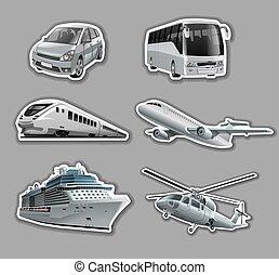 adesivi, trasporto
