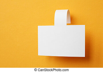 adesivo, carta