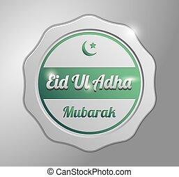 adha, σήμα , eid, mubarak, al