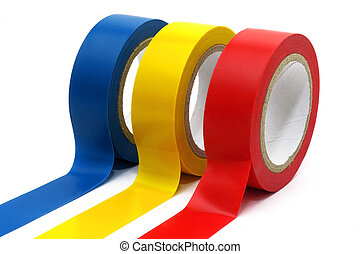 adhesive rollers for do-it-yourself and electricity