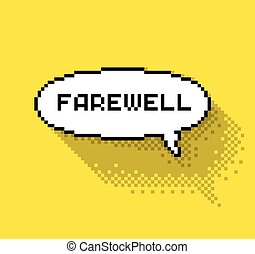 Adieu, Bulle
