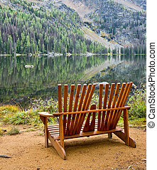 adirdondack, cadeiras