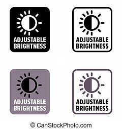 """""""adjustable, teknologi, radio, sensor, brightness"""""""