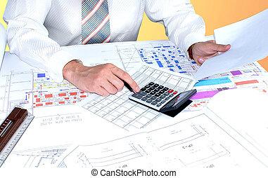 adjustment builder's estimate demand loci executive high professionalism and experiment design work