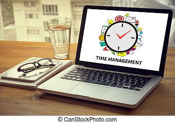 administration du temps