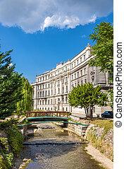 Administration of Centar Municipality in Sarajevo - Bosnia...