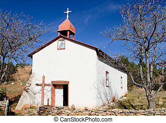 Adobe Church #2