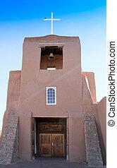 adobe, iglesia