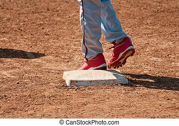 adolescent, base, base-ball