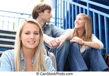 adolescentes, el socializar