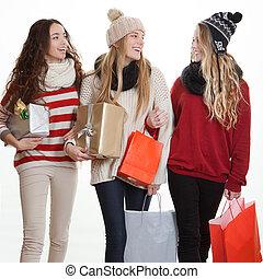 adolescenti, festa, regali
