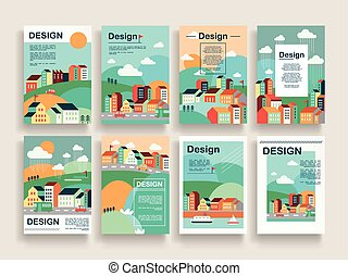 adorable brochure template