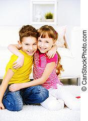 adorable children