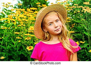 adorable daughter