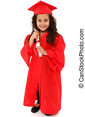 Adorable Preschool Graduate - Adorable 4 year old hispanic ...