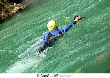 Adrenaline sport