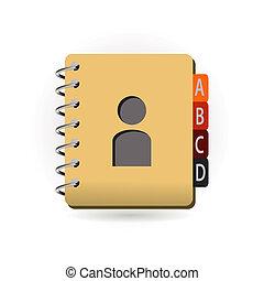 adress book - address book