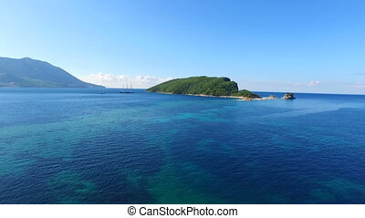 Adriatic Isles of Montenegro - Adriatic Isles of montenegro,...