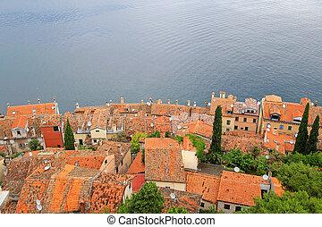 Adriatic town