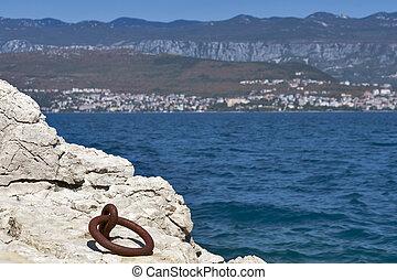 adriatique, paysage