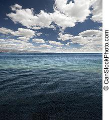 adriatisch, kroatië, zee
