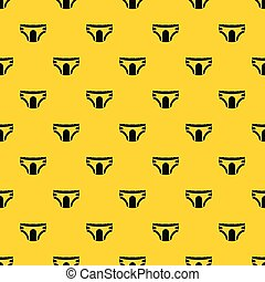Adult diapers pattern vector