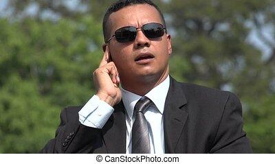 Adult Hispanic Male Fbi Surveillance Agent