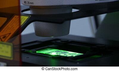 Advanced Microscope - Shot of Advanced Microscope