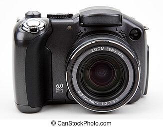 Digital Camera - Advanced Point and Shoot 8 Mega Pixel ...