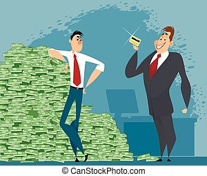 advantages, tarjeta bancaria