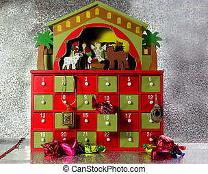 Advent Calendar - Gifts hidden in the draws of this...
