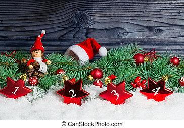 advent, weihnachten, weihnachtsdeko