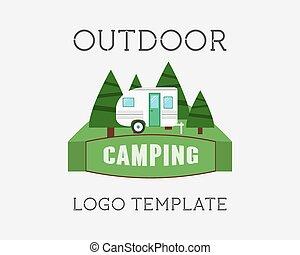 Adventure Outdoor Tourism Travel Logo Vintage Labels design...