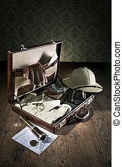 adventurer's, maleta