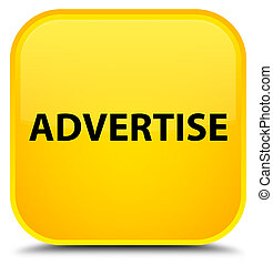 Advertise special yellow square button