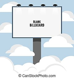 Advertising Billboard.