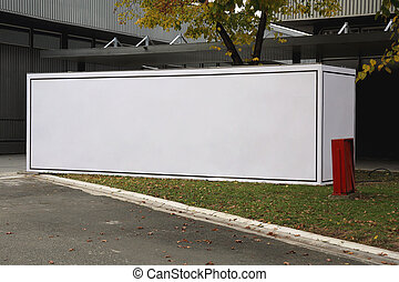 Advertising Billboard Box