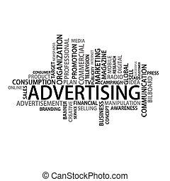 Advertising Tag Cloud