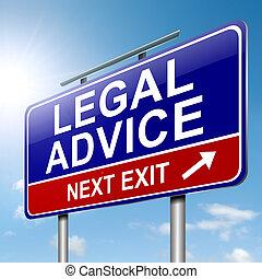 advice., νόμιμος
