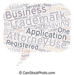 adwokat, pojęcie, tekst, trademark, wordcloud, tło