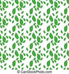 Aepeating pattern of arugula leaves on a light background Made in cartoon flat style.