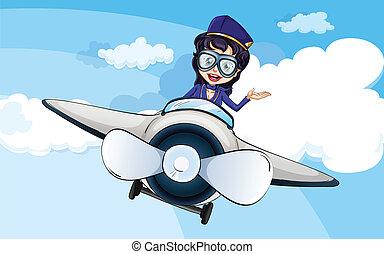 aereo, hostess