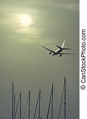 aereo passeggero
