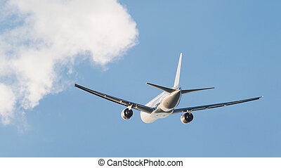 aereo passeggero, volo