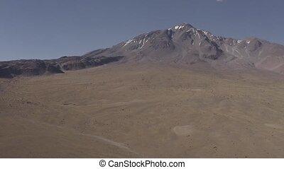 Aerial, Camino Al Paso Socompa, Border Between Chile And...